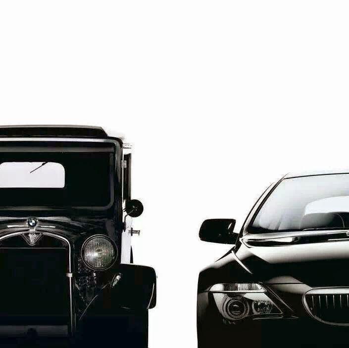 Pasado y presente, BMW