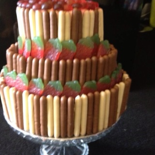Now this is what you call a cake!!!! Www.celebrationscolchester.com