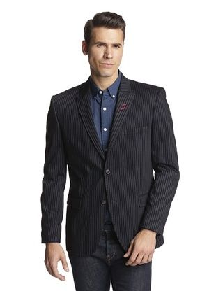 70% OFF Bogosse Men's Francesco Jacket 23 (Navy)