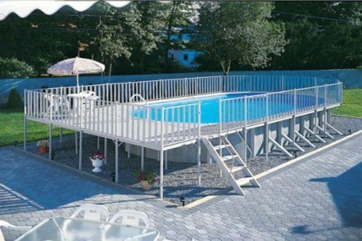 best rectangular above ground swimming pools ideas