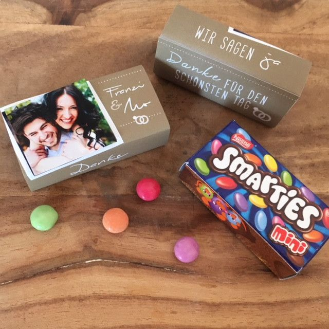 Guest Gifts Wedding Smarties