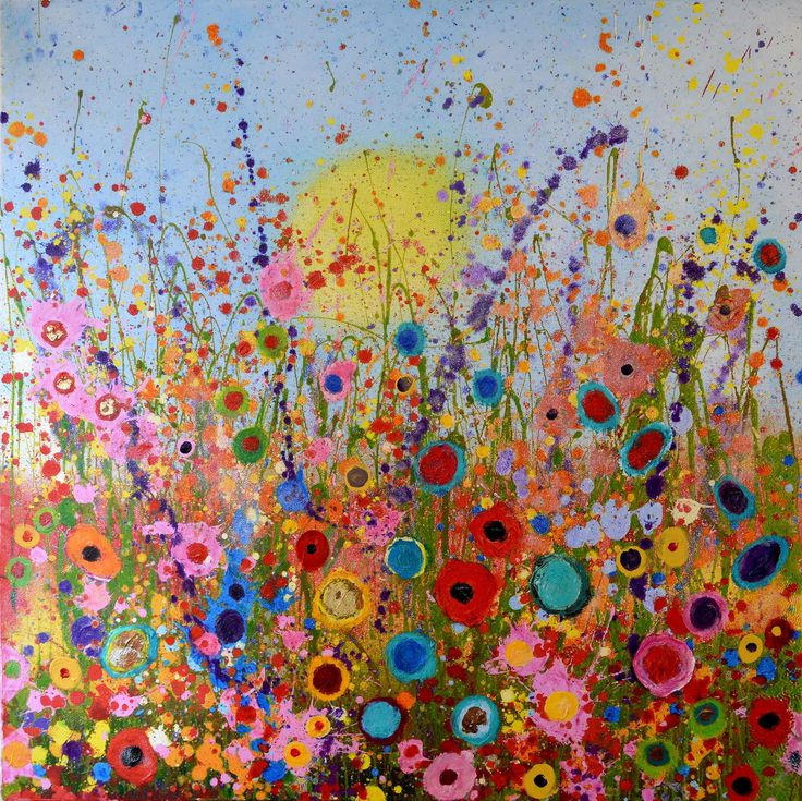Art For Sale - Yvonne Coomber   'Champagne Kisses'  Print (87cm x 87cm)  Every edition is unique as these canvases are hand finished with oils, gold leaf and glitter before being titled, numbered and signed by Yvonne.