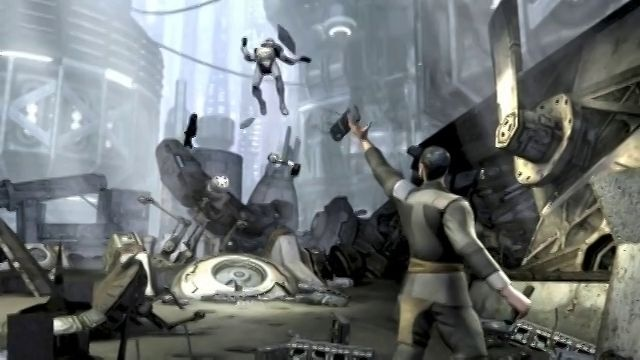AnimDump_ForceUnleashed_PreVis by Patrick Przybyla. These are some pre-vis animations that I worked on for Star Wars:The Force Unleashed.