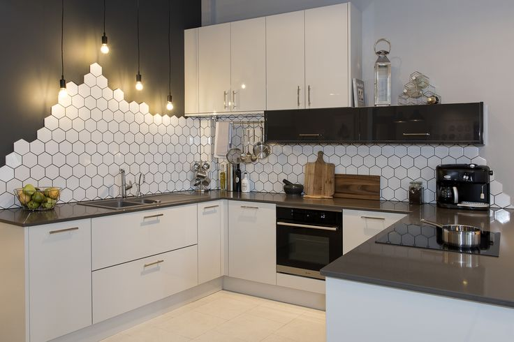 For a contemporary kitchen with sophistication choose the Loxley gloss in white. This modern kitchen is available to view in our Nottingham showroom, or you can find out more on our website.