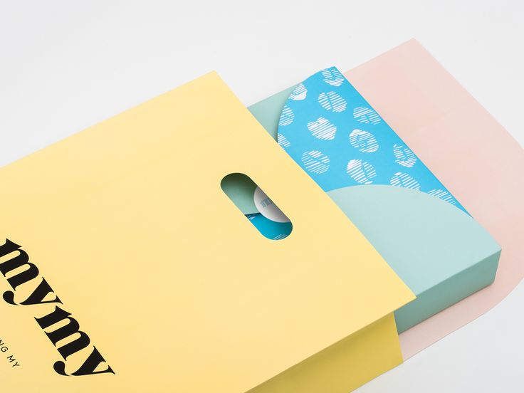 MYMY by Graphical House #branding #print