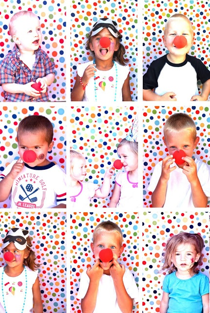 Big Top Circus Carnival Party! - Karas Party Ideas - The Place for All Things Party