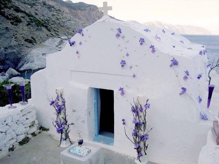 small church Greece