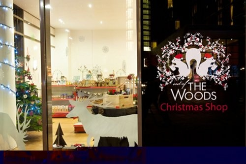 Out of the Woods Christmas Shop