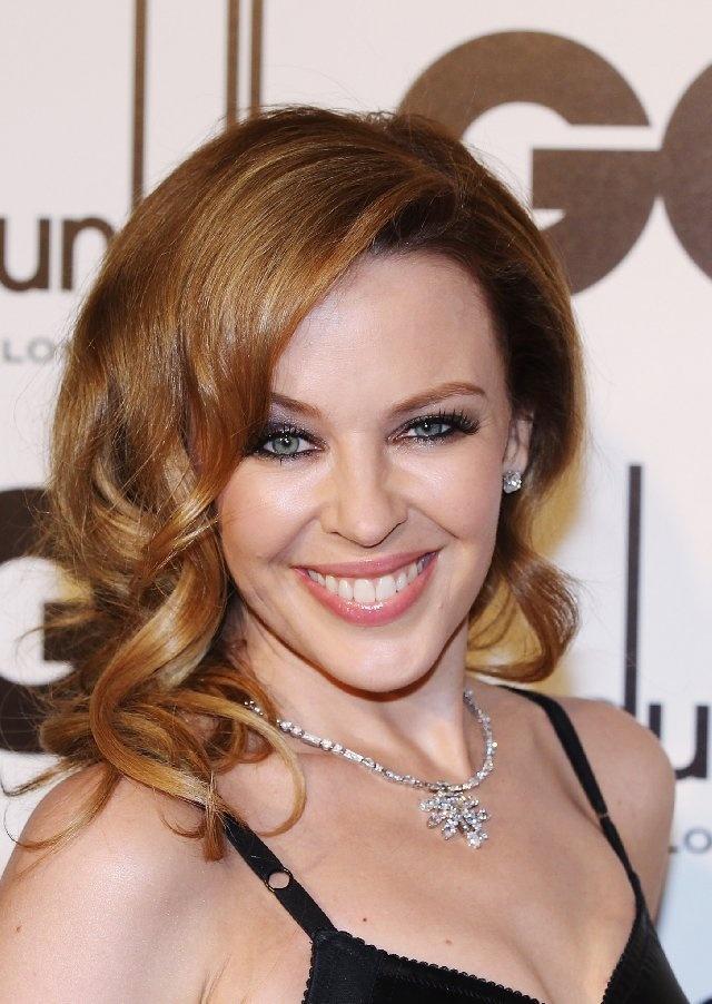 Kylie Minogue - Breast Cancer Survivor