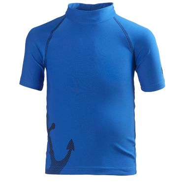 K SUMMERFUN UV TOP This rash guard-style kids´ tee protects against UV rays and offers freedom of movement on bright summer days.