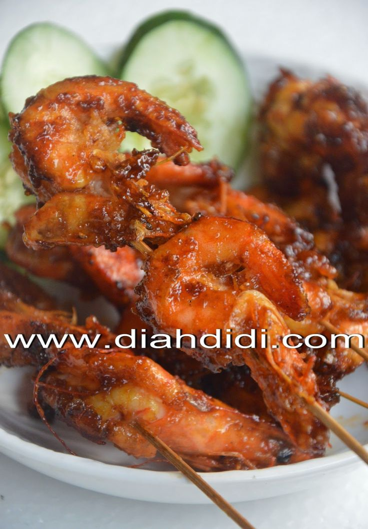 Diah Didi's Kitchen: Udang Bakar