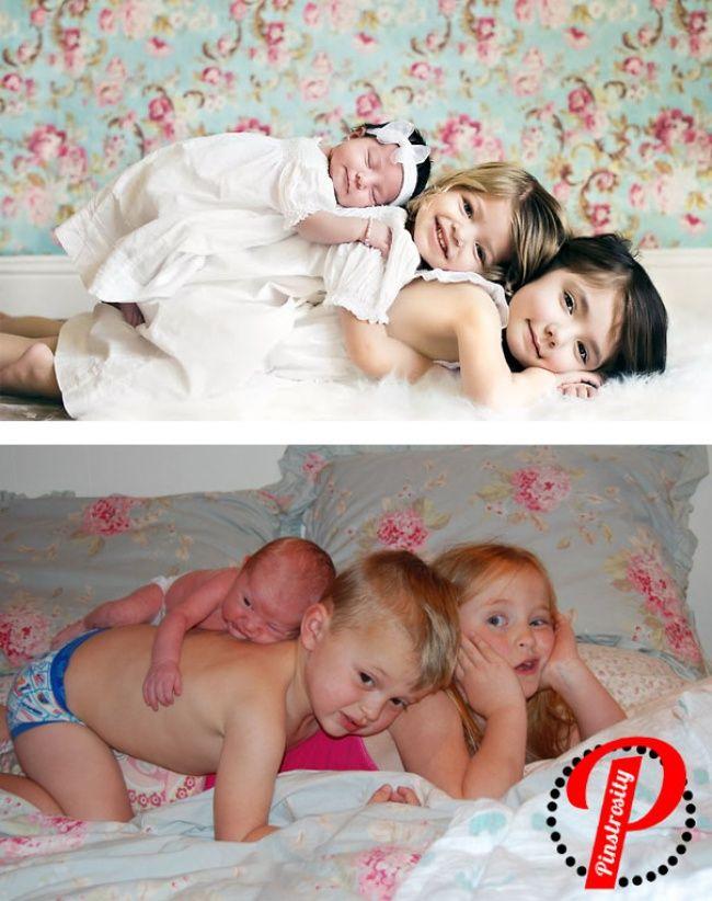 Wer ein eigenes Baby hat, möchte es am liebsten der ganzen Welt zeigen. Man sieht all diese wunderbaren Babyfoto-Ideen auf Pinterest, Facebook und Twitter und kommt schnell auf die Idee, es einmal selbst zu versuchen. Diese Eltern hatten alle gute Absichten und obwohl die Ergebnisse wahrscheinlich nicht das sind, was sie sich erhofft hatten, sind sie dennoch unendlich komisch und wir können nur froh sein, dass die Eltern den Mut hatten, diese auch mit der Welt zu teilen. Schau dir nun die…