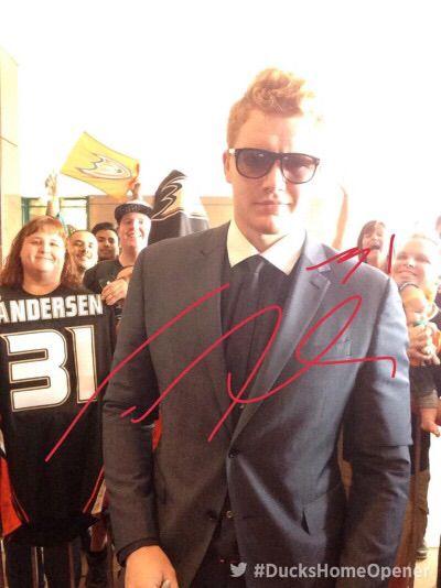 Frederik Andersen (Anaheim Ducks)