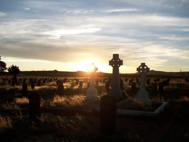 Anglo/Boer war cemetary