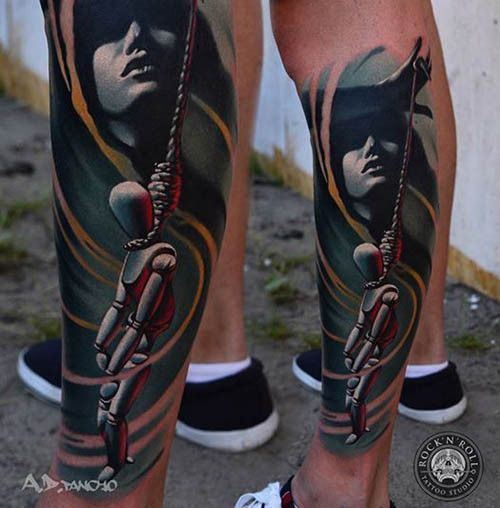 Tattoos by A.D. Pancho | Inked Magazine