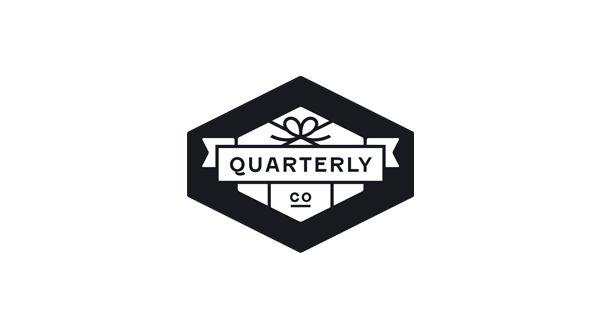Branding & Packaging: Quarterly Co.