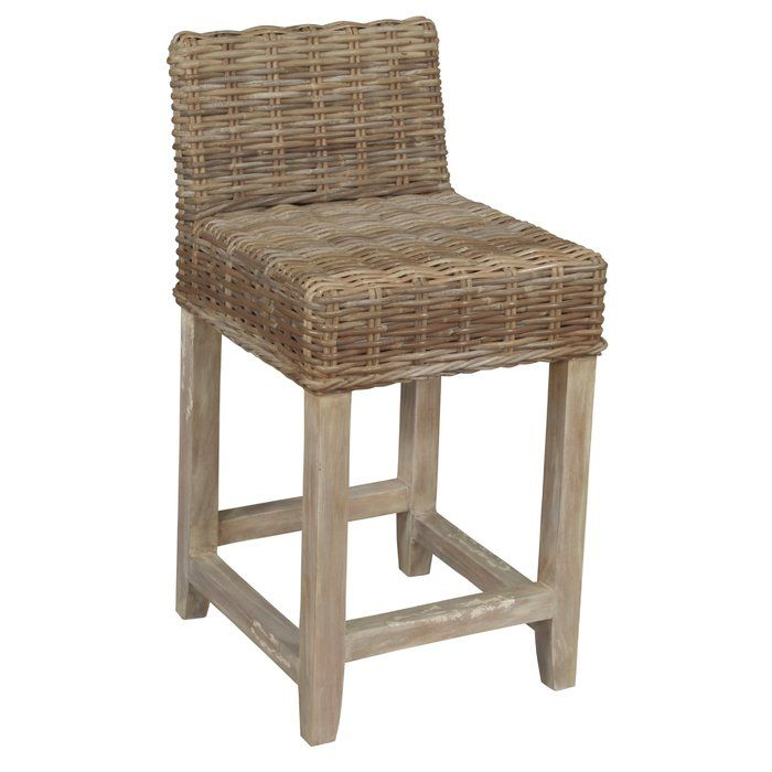 Terrific Baxter 24 Bar Stool New Furniture Wicker Counter Stools Pabps2019 Chair Design Images Pabps2019Com
