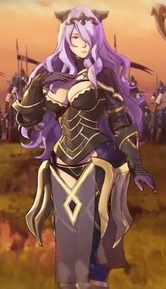 Fire emblem fates camilla cosplay