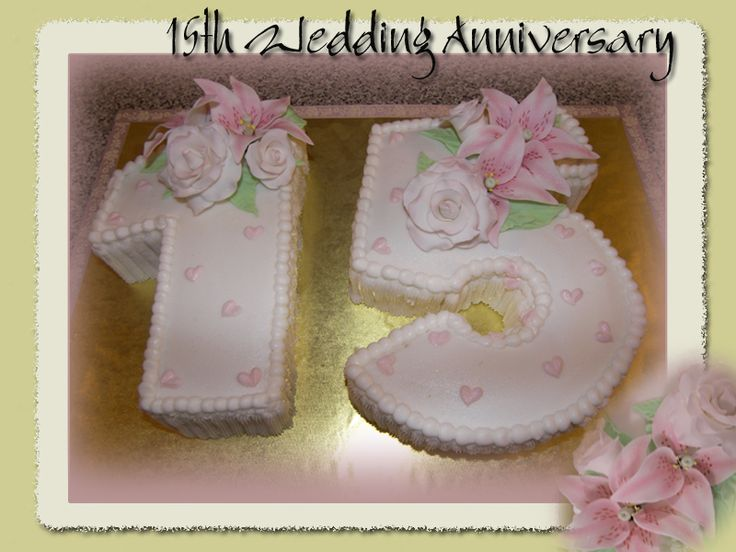 What Is The 15th Wedding Anniversary Gift: 17 Best Images About 15th Wedding Anniversary Party Ideas