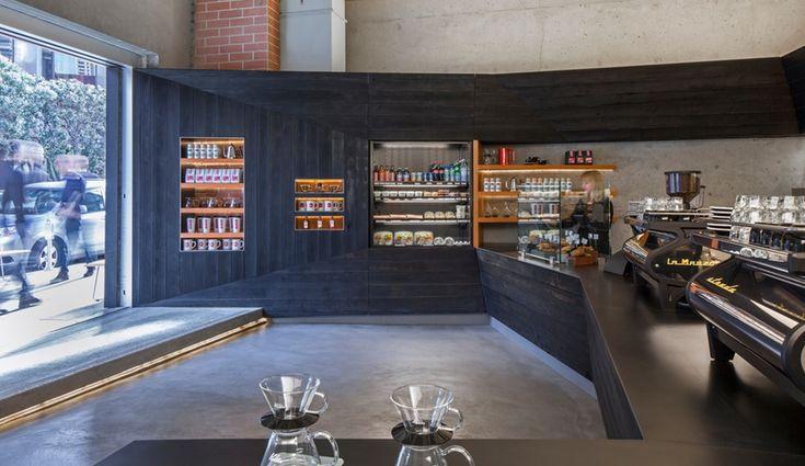 Coffee Shop SF