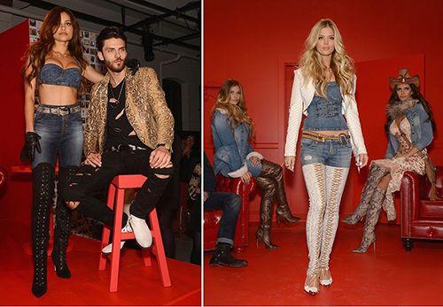 게스, 뉴욕패션위크 '로드 투 내슈빌 컬렉션' 공개 http://www.fashionseoul.com/?p=24819