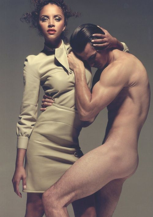 Does this look odd to you? Gender reversal in advertisements is important.
