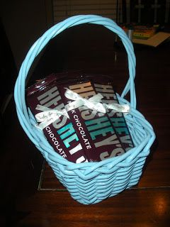 Working House Mom, Wife: Baby Shower Favors and Basket