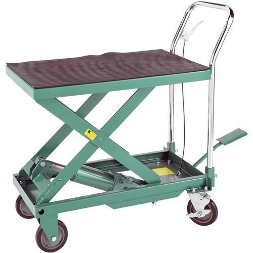 Hydraulic Table 500 Lb Scissor Lift Workbench Top