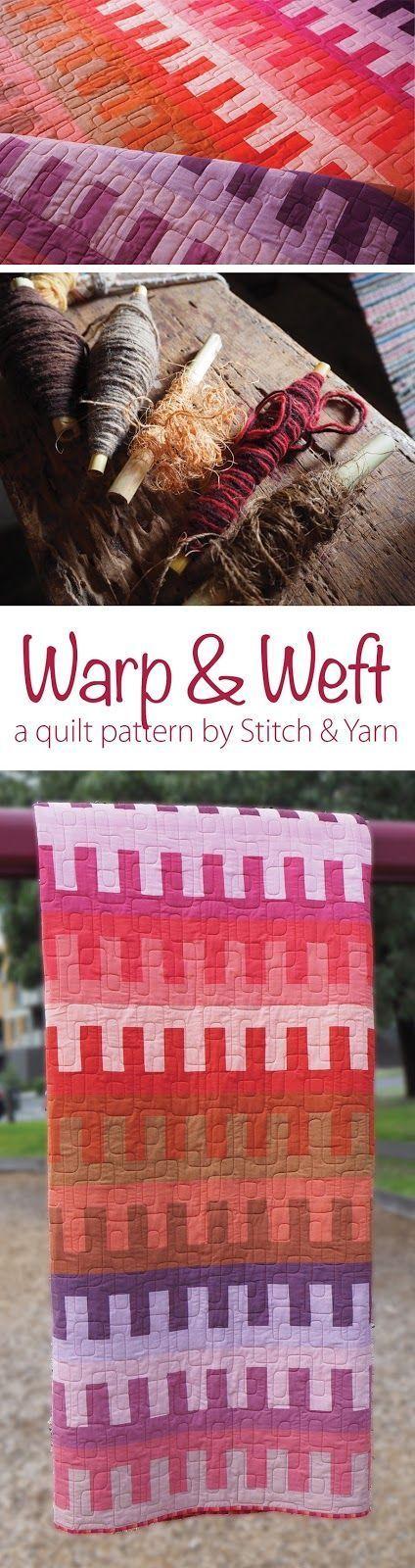 Warp and weft from go to whoa – #Warp #weft #whoa …