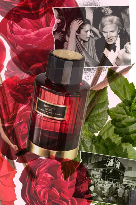 The story behind Burning Rose by Carolina Herrera is as fascinating as the perfume itself. Find out what inspired the signature fragrance's scent.