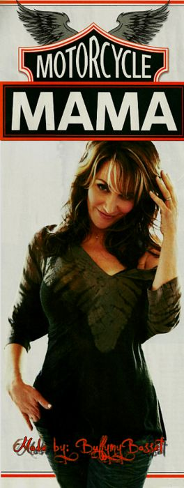 Gemma Teller // Sons Of Anarchy // Katey Sagal.......LOVE HER!