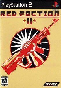 Red Faction II - PS2 Game
