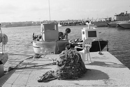 Il porto di Otranto © Francesca Portone