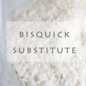 [ HD ] How to Make Bisquick - Bisquick Substitute Recipe