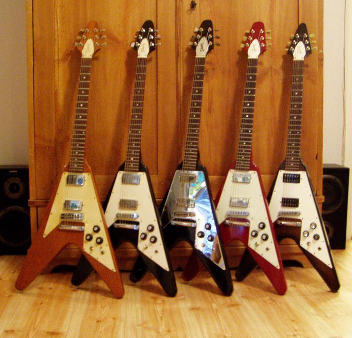 Gibson Flying V's