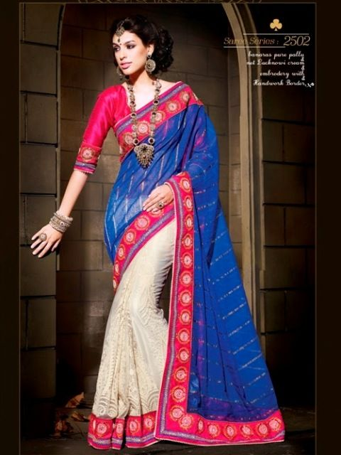 FREE COD at NaariStyle.com Call 7755912933 for more details.  http://www.naaristyle.com/saree/designer-sarees