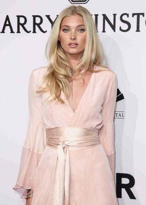 Elsa Hosk, bientôt chez Victoria's Secret ?   Lire l'article sur http://people.bfmtv.com/actualite-people/elsa-hosk-future-ange-pour-victoria-s-secret-881424.html