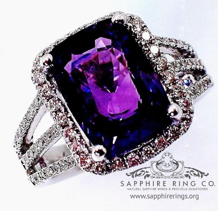 Best 25+ Purple sapphire ideas on Pinterest | Need to be ...