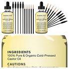 Majestic Pure Castor Oil Eyelash SerumPure & Organic  Eyebrows & Eyelash Growth