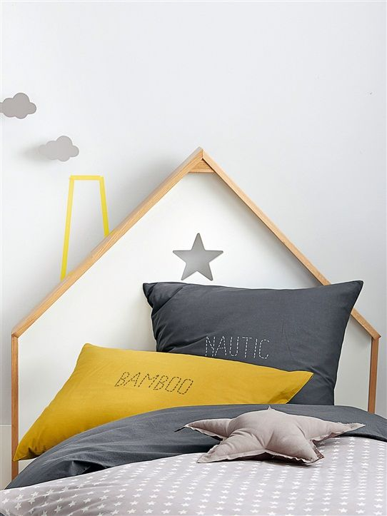 17 best ideas about lit enfant blanc on pinterest - Lit enfant avec tete de lit ...