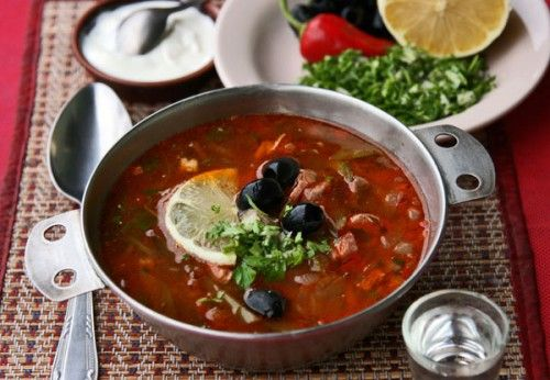 Солянка – интересные рецепты любимого супа