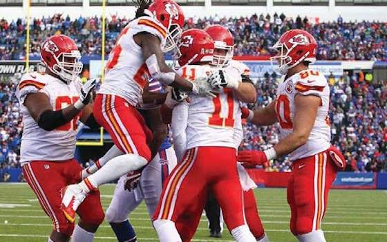 NFL 2014: Playoff Races Heating Up as NFL Season Rolls On - The NFL has entered the second half of the season and the excitement is building as the playoff races tighten. The action continues with an exciting schedule of games including for the first time in NFL history this late in a season, four games between teams with winning percentages of .667 or better