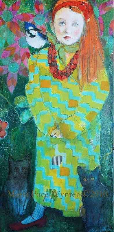 Plantilla limpia: Galeria del Artista Maria Pace-Wynters