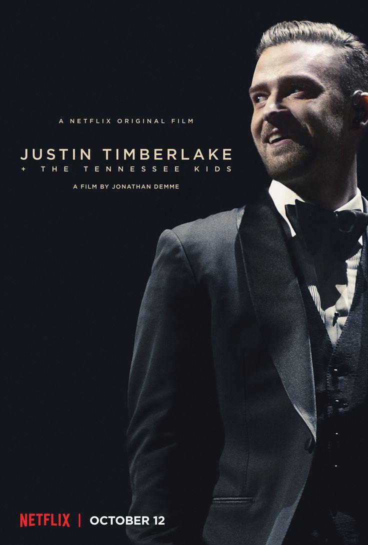 Justin Timberlake Netflix Concert Special October 12, 2016