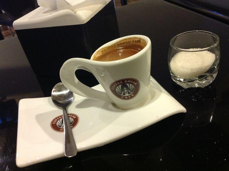 Just shoot coffe break cafe