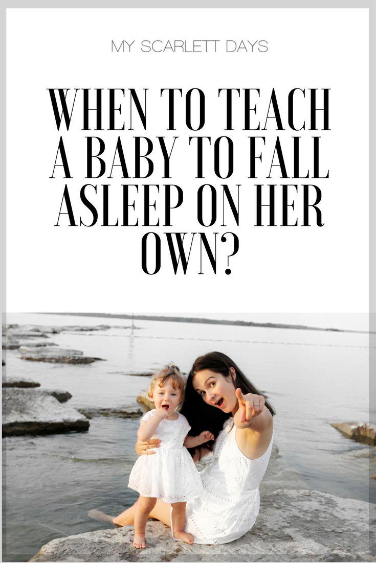 newborn, baby sleep, newborn sleep, how to teach a child to fall asleep, parenting advice, parenting tips, baby sleep training, sleep training, no cry it out, no CIO, motherhood