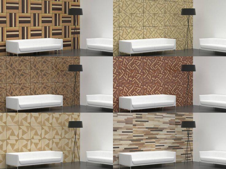 De paredes interiores en madera frisos de madera los ms clidos en ambientes muy grandes la - Paneles de madera para paredes interiores ...