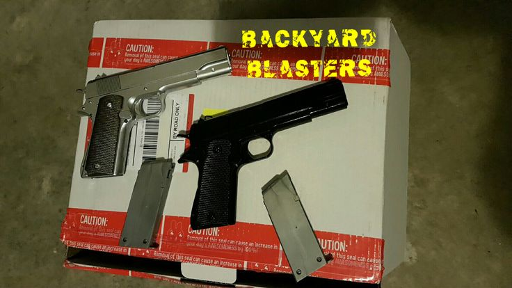 This weeks customer submission - A paintjob of not just one, but two of our Colt 1911 Toy Guns! Visit backyardblasters.com to get yours today! 👏🏻⠀#toys #custom #cosplay #props #locknload #backyardblasters #colt1911 #batman #costume #cosplay #cosplaying #dccosplay #dc #dccomics #guns #gunprop #harleyquinn #jaredleto #joker #jokercosplay #pistol #sdcc #suicidesquad #toygun #etsy #justiceleague #comicbooks #dcvillains #dcuniverse #thejokercosplay #jokergun⠀