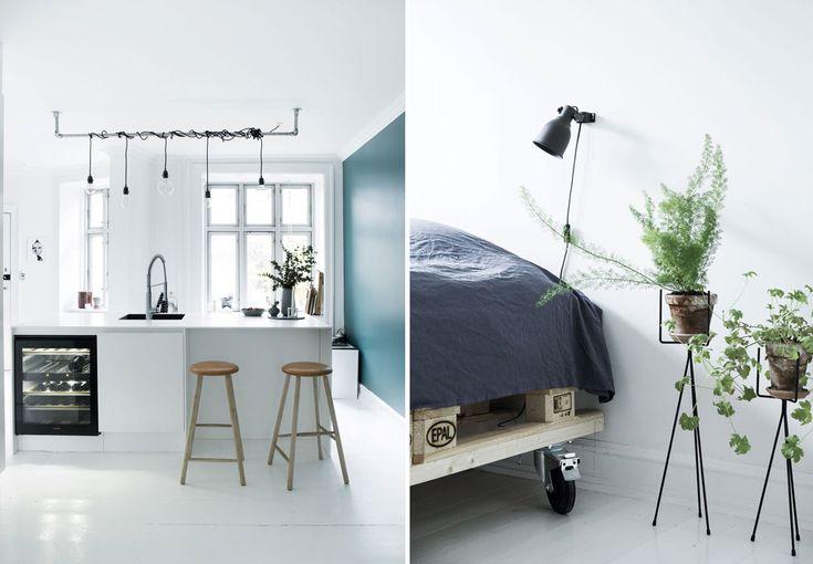 Skab et personligt hjem ved at mikse nye ting med dine egne DIY-løsninger. Her får du 3 nemme DIY-løsninger, der uden tvivl vil gøre din bolig mere hyggelig og personlig.