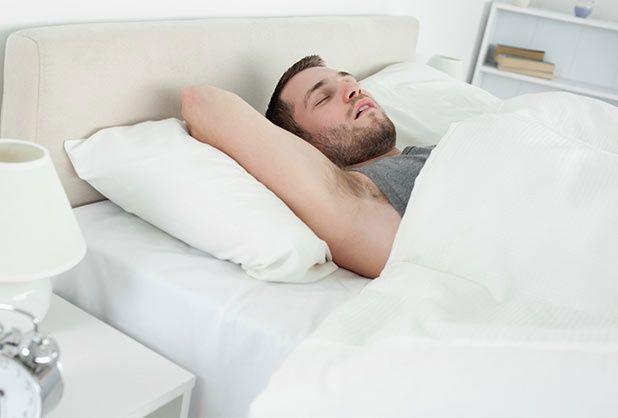 6 posiciones para dormir y tener un sueño reparador | Alto Nivel
